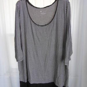 Lane Bryant tunic shirt